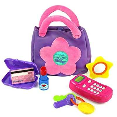 Kidoozie My First Purse, Fun and Educational, For Toddlers and Preschoolers, Encourages Safe Play by International Playthings that we recomend personally.