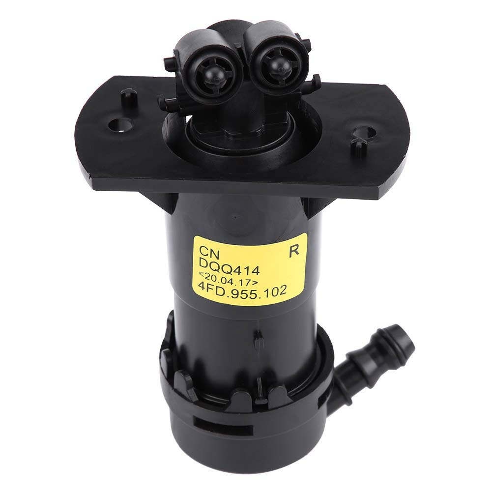 4F0955102 Spruzzatore della Pompa dellUgello della Rondella del Faro del Lato Destro di Aramox per A6 2004-2011