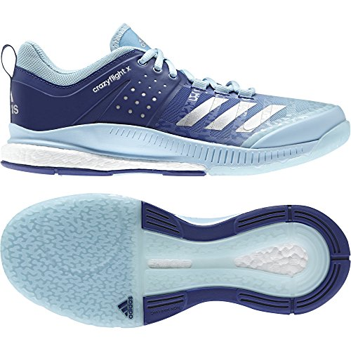 X volleyballschuh Adidas Damen Crazyflight W qvUUtnz