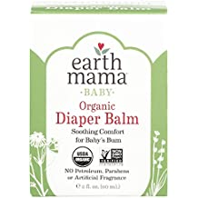 Earth Mama Angel Baby Bottom Balm, 2-Ounce (Packaging May Vary)