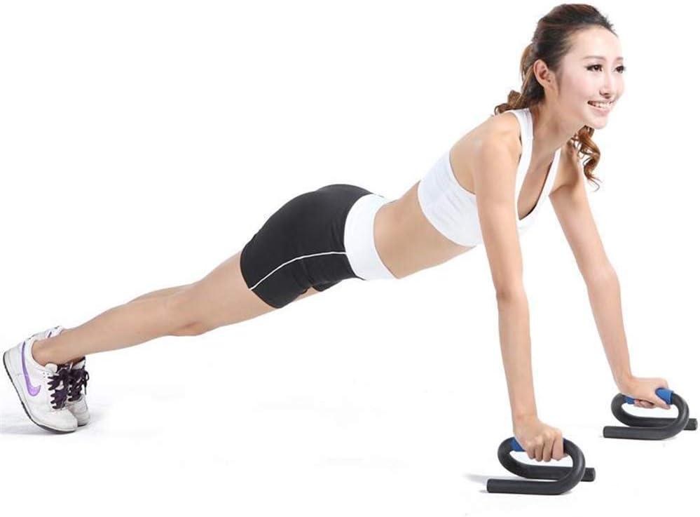 EAHKGmh Barras de Empuje Fitness Soporte de flexión Mango de ...