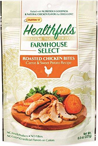 Treat Chicken W/carrot 8oz