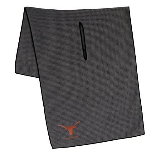 Team Effort Texas Longhorns Grey Microfiber Towel