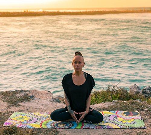 Yoga EVO Yoga Mats And Yoga Towels Collection (Yoga Suede