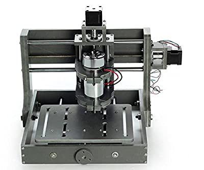 Zowaysoon 300W USB DIY PCB Milling Engraving Machine CNC 3 Axis MACH3 2020B CNC Wood Carving PVC Support Windows 2000 XP Only