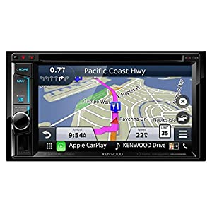 """Kenwood DNX693S 6.2"""" eXcelon Double-DIN AV Navigation System With Bluetooth"""