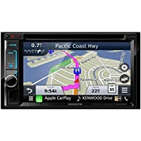 Kenwood DNX693S 6.2 eXcelon Double-DIN AV Navigation System With Bluetooth
