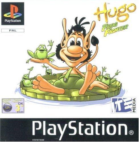 Hugo Frog Fighter