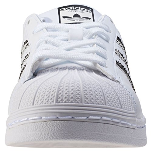 W De Des Cblack La Sport Chaussures ftwwht Top Bas Femmes Blanc Superstar Pulvérisation Adidas 7qT51w041
