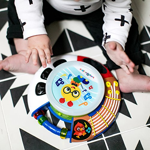 51F6oHfrxIL - Baby Einstein Music Explorer Musical Toy with Lights and Melodies, Ages 3 months +