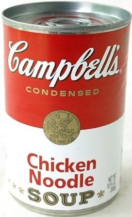 amazon campbell キャンベル チキンヌードル 濃縮スープ 305g 12缶