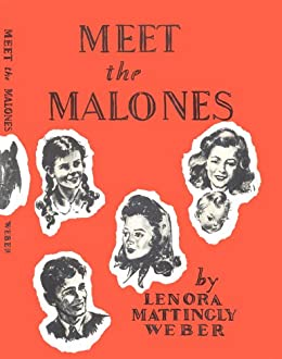 Amazon Com Meet The Malones Beany Malone Series Book 1