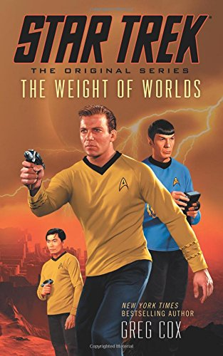 Star Trek: The Original Series: The Weight Of Worlds: Amazon.es ...