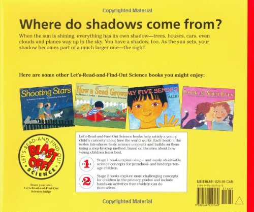 What Makes a Shadow? (Let's-Read-and-Find-Out Science 1)