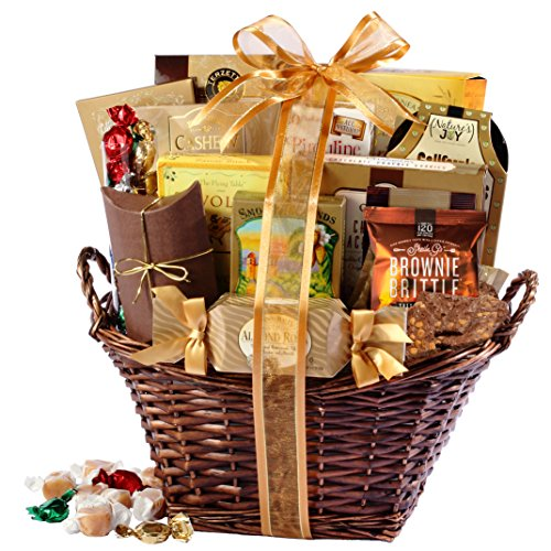Broadway Basketeers Gourmet Gift Basket (Basket For Gift Basket)