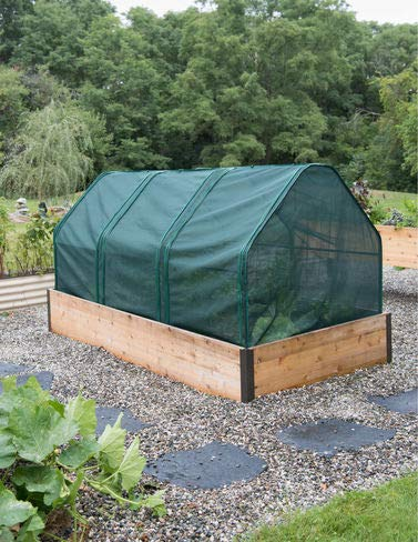 Season Protection - Gardener's Supply Company 3-Season Plant Protection Tent, 48217; x 88217;