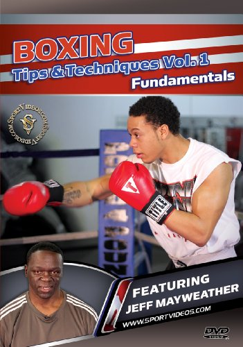 Boxing Tips and Techniques Fundamentals DVD - Learn to Box with Jeff Mayweather