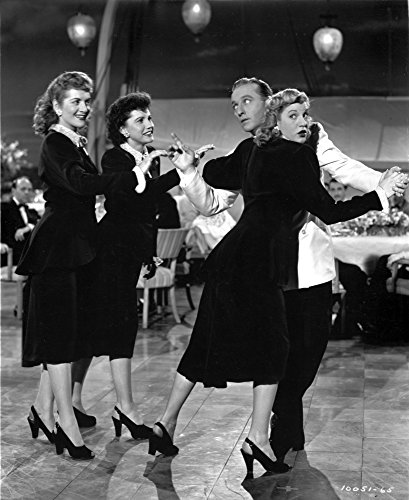 Andrew Sisters on a Dancing Hall Portrait Photo Print (8 x 10)