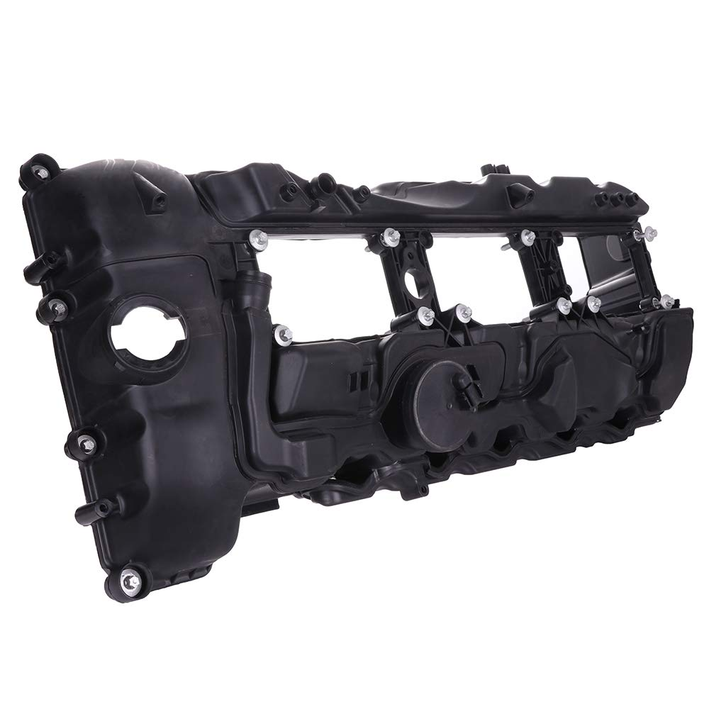 cciyu Engine Valve Cover and Gasket Compatible with BMW 335i 640i 740i BMW X3 X5 X6 BMW Camshaft Cover by cciyu