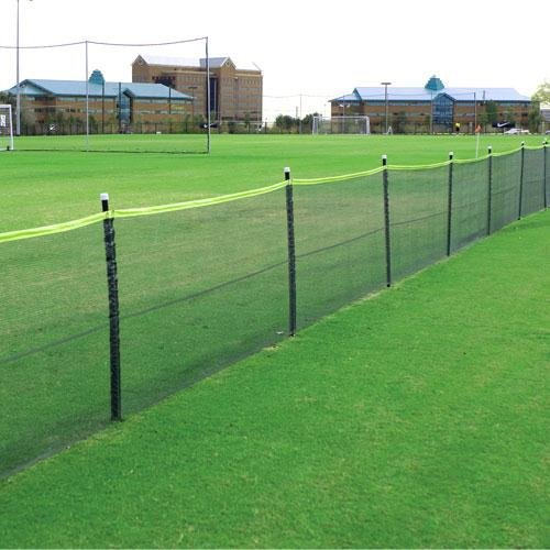 Portable Outfield Fencing - BSN Sports Markers Fencing Package, Blue, 150'