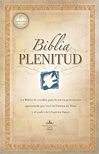 Biblia Plenitud=Spirit-Filled Life Bible Spirit-Filled ...