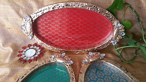 Brocade Platter - 6