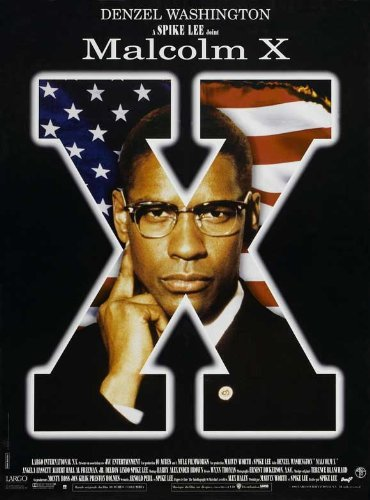 Malcolm X POSTER Movie