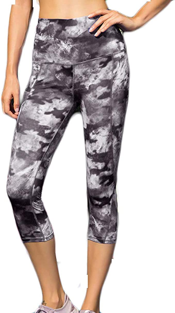 Nuevo! Mallas Pantalones Deportivos Leggings Mujer Yoga De Alta ...