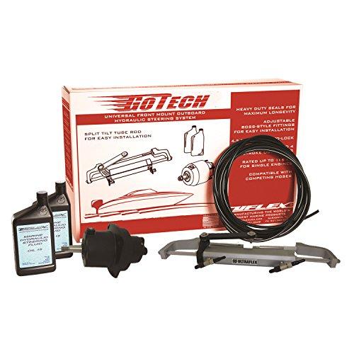 Uflex GOTECH 1.0 GoTech 1.0 Hydraulic Outboard Steering Kit ()