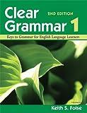 Clear Grammar 1, 2nd Edition