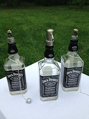 jack daniels candle - 4