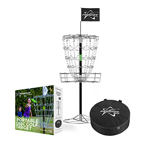 Prodigy Disc Portable Disc Golf Basket - with Carrying Bag by Prodigy Disc