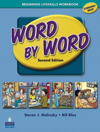 Word by Word Picture Dictionary Beginning Lifeskills Workbook, Second Edition (Standards-Based Edition)