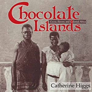 Chocolate Islands Audiobook