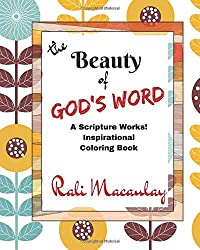 Beauty of God's Word Adult Coloring Book: A Scripture Works! Inspirational Coloring Book