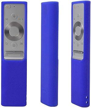 Rlorie Funda Protectora de Silicona para Samsung Mando a Distancia Inteligente de Playa O 01265 A De Playa O 01274 A, Fundas Protectoras Mando a Distancia, Samsung, Smart TV: Amazon.es: Electrónica