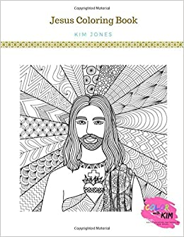 Amazon.com: JESUS COLORING: A Jesus Coloring Book For Adults ...