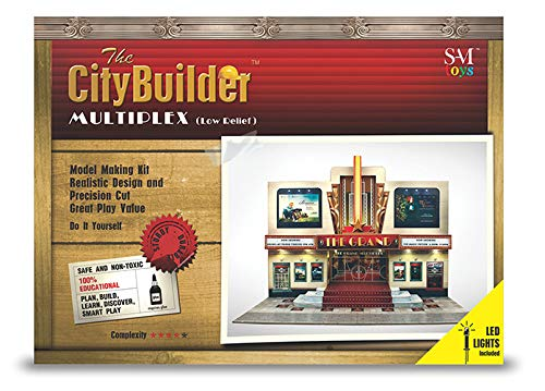 O Gauge 1:48 Scale MULTIPLEX (Low Relief) LED Cinema for sale  Delivered anywhere in USA