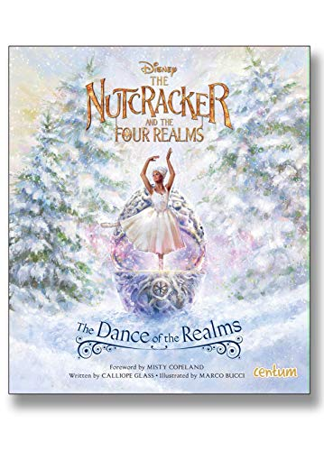 The Nutcracker and the Four Realms Deluxe Picture Book