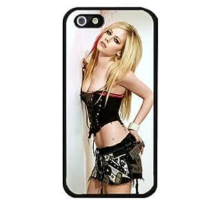Bondever Avril Lavigne Cover Case for iphone 5 5s