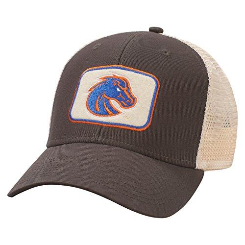 NCAA Boise State Broncos Adult Unisex Sideline Mesh Cap   Adjustable - Boise Hats State Broncos