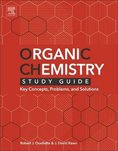 organic chemistry study guide key concepts problems and solutions rh amazon com Organic Chemistry Fundamentals Pamphlet Organic Chemistry Fundamentals Pamphlet