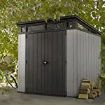 Keter-Artisan-Pent-Outdoor-Plastic-Garden-Storage-Shed
