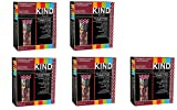 KIND Bars, Cranberry Almond plus Antioxidants with Macadamia Nuts, Gluten Free, Low Sugar, 1.4oz, 60 Bars