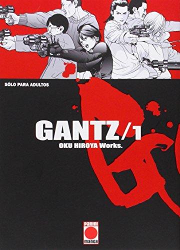 Descargar Libro Gantz 01 Oku Hiroya