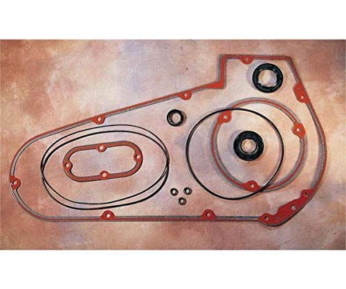 James Gaskets Primary Gasket-Seal Kit Cover for Harley Davidson 1994-2006,  FLT, FXR, - One Size