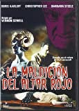 Curse of the Crimson Altar ( The Crimson Cult ) [ NON-USA FORMAT, PAL, Reg.2 Import - Spain ]