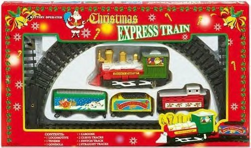 Christmas Express Train Set by xmas (Xmas Train)