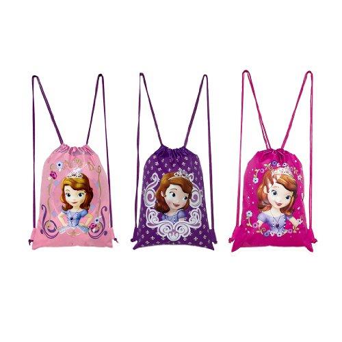 Disney Princess Sofia Drawstring Bags