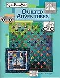 Quilted Adventures, Sara Nephew, 1930294034